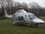 G-CHFD Agusta A109 Helicopter (25793701480).jpg