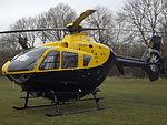 G-CHSU Eurocopter EC135 Helicopter (25793754800).jpg