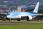 G-TUIC Boeing 787-8 Dreamliner Thomson (29228807475).jpg