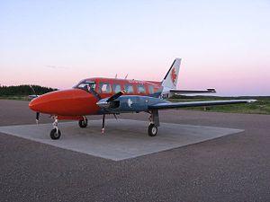 Superior Airways - Image: GAJW