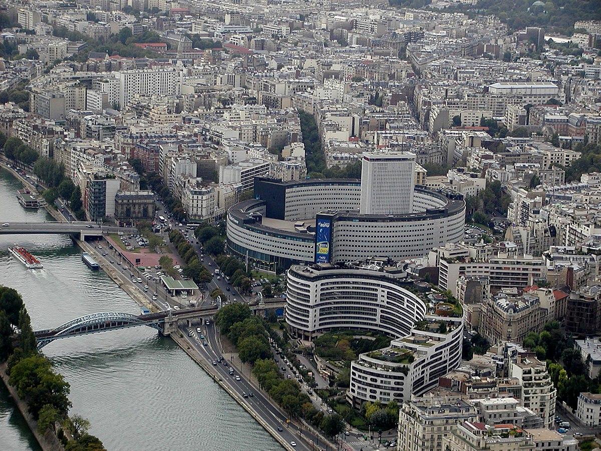 Seine Paris Tour