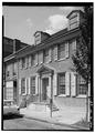 GENERAL VIEW - Clarkson-Watson House, 5275-5277 Germantown Avenue, Philadelphia, Philadelphia County, PA HABS PA,51-GERM,25-1.tif