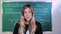 File:GHB - Do's and don'ts - Drugslab.webm