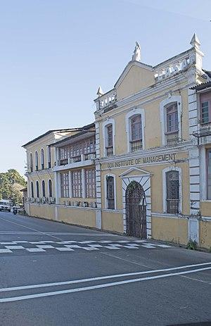 Goa Institute of Management - Goa Institute of Management, Panaji