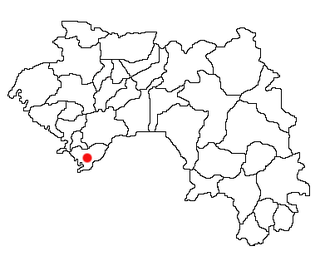 Forécariah Prefecture Prefecture in Kindia Region, Guinea