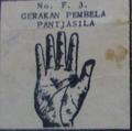 GPP election symbol on 1955 ballot paper.png