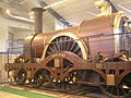 GWR 4-2-2 Iron Duke, Maritime Heritage Centre, Bristol, May 2006 (9922370266).jpg