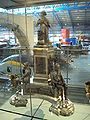 GWR commemorative centerpiece at NRM York - DSC07807.JPG