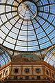 Galleria Vittorio Emanuele II - cupola 04.jpg