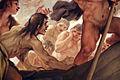 Galleria di luca giordano, 1682-85, inferi 08 dannati.JPG