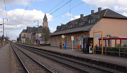 How to get to Schifflange with public transit - About the place