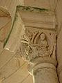 Gargilesse-Dampierre (36) Église Saint-Laurent et Notre-Dame Chapiteau 25.JPG