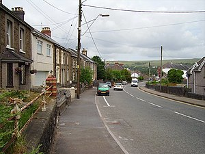 Garnant - Image: Garnant geograph.org.uk 208806