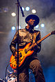 Gary Clark Jr live at Supersonic 2012.jpg