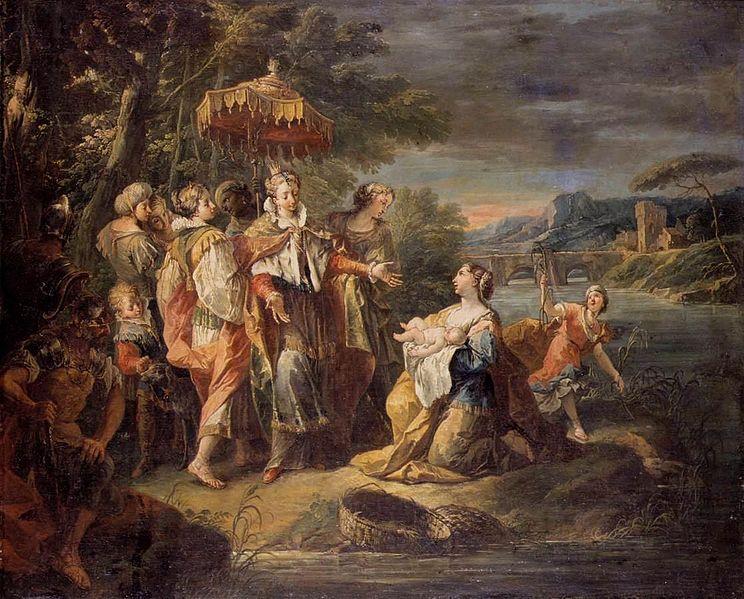 File:Gaspare Diziani - Finding of Moses - WGA06359.jpg