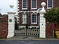 Gate Piers, The Old Vicarage, Madeley.jpg