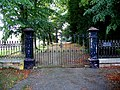 Gates into Stockerston Hall Park - geograph.org.uk - 238880.jpg