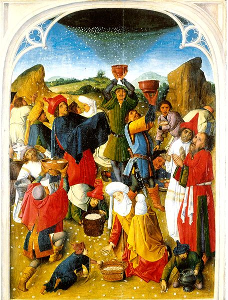 Archivo:Gathering of the Manna.jpg
