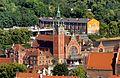 Gdańsk Główny, Blick von Marienkirche.jpg