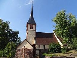 Gebäude und Straßenansichten in Mühlhausen 57