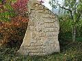 Gedenkstein des Winzervereins Deidesheim,1898-1998 001a.JPG