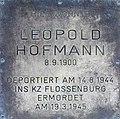 Gedenkstein für Leopold Hofmann.JPG