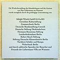 Gedenktafel Colomierstr 3 (Wanns) Max Liebermann.jpg