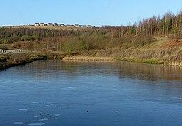 Gedling lagoon