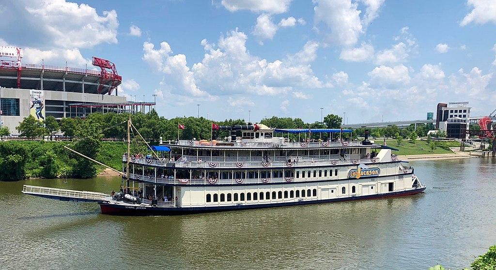 Genera Jackson riverboat July 2018