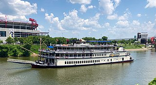 General Jackson Riverboat Wikipedia