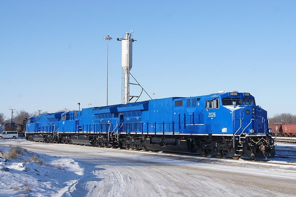 General Electric Locomotive (16060095980)