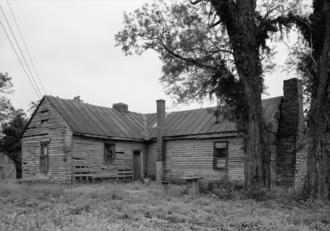 Buckeye Station - Buckeye Station in 1971