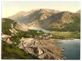 General view, Llanberis, Wales-LCCN2001703491.tif