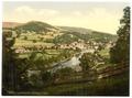 General view, Llangollen, Wales-LCCN2001703512.tif