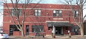 National Register of Historic Places listings in Fillmore County, Nebraska - Image: Geneva Auditorium 1