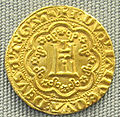 Genova, genovino d'oro di simone boccanegra, 1339-1344.JPG