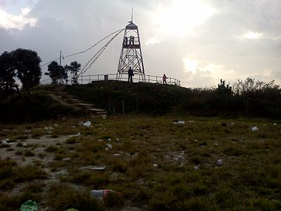 Geodetic Survey Tower Nagarkot Nepal2.jpg