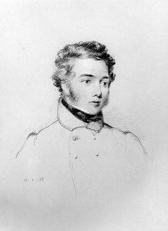 George Back - Back in 1833