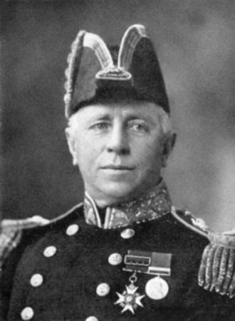 George Callaghan - Sir George Callaghan