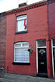 George Harrison's childhood house, 12 Arnold Grove, Liverpool.jpg