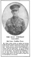 George Prout boat builder and writer in World War I uniform from The boy's own annual. v. 40 1917-18, p. 325.png