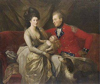 George Rochfort, 2nd Earl of Belvedere Irish earl