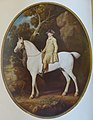 George Stubbs Selfportrait on horseback.JPG