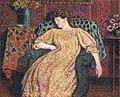 Georges Lemmen - Endormie 1906.jpg