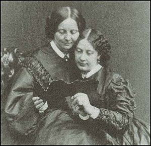 Mary Dickens - Georgina Hogarth and Mamie Dickens