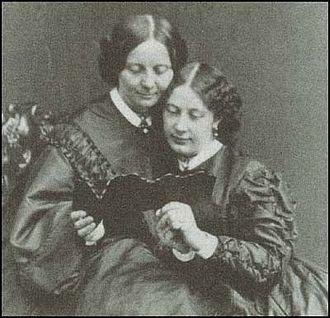 Mary Dickens - Georgina Hogarth and Mamie Dickens
