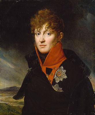 Frederick Louis, Hereditary Grand Duke of Mecklenburg-Schwerin - Image: Gerard Friedrich Ludwig