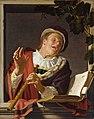 Gerard van Honthorst - Zingende fluitspeler (ca. 1623).jpg