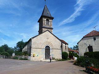 Gergueil Commune in Bourgogne-Franche-Comté, France