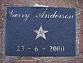 Gerry Anderson plaque - geograph.org.uk - 466620.jpg